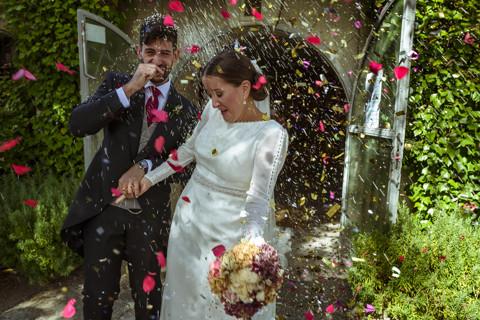 Ceremonia Marina y Carlos